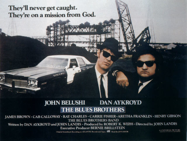 The Blues Brothers Movie Script